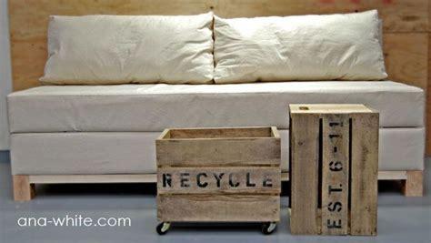 twin bed sofa diy diy twin bed sofa modern rustic home industrial pinterest