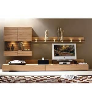 meuble de salon en bois meubles de rangement elea h 252 lsta maison