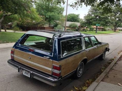 1990 buick lesabre estate wagon 5 0l v8 all power a c 3rd row classic sell used 1990 buick lesabre estate wagon wagon 4 door 5 0l in dallas texas united states for