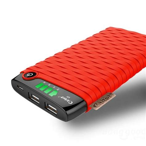 Promo Powerbank Robot Rt7200mah Smart Power 1 cager s20 power bank 10000mah mobile phone fans club