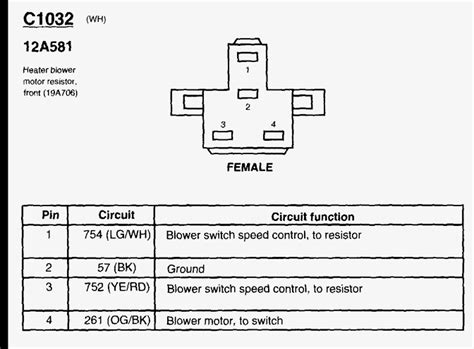 blower switch wiring diagram wiring diagram