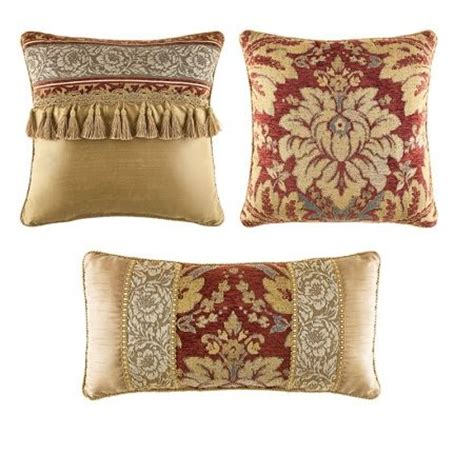 bedding pillows decorative 17 best images about red and gold throw pillows on