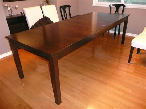 dining table extends to 16 with osborne table slides