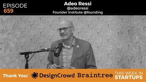 designcrowd discount code 2016 e659 founder institute ceo adeo ressi shares lessons from