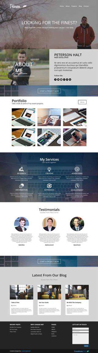 web design layout names virtual assistant 1 page layout divi theme layouts
