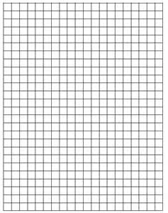 Grid Templates Free by Free Grid Papers Coloring Pages