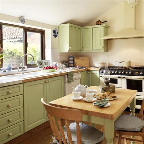 Light Green Kitchens Green Kitchen Color Schemes Www Pixshark Images Galleries With A Bite