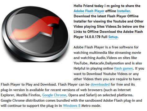 free download idm full version offline installer adobe flash player latest full version offline installer