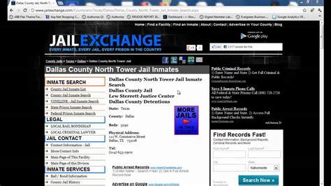 Dallas County Inmate Records Dallas County Inmate Search Dallas Info