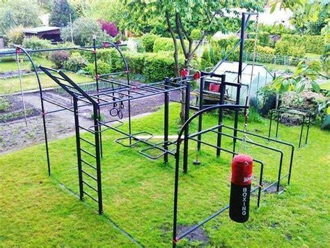 Outdoor gym   outdoor calisthenics   Pinterest   Backyards
