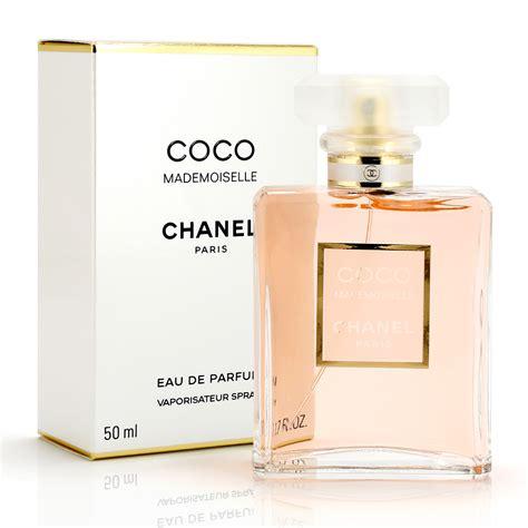 Eau De Parfum Chanel chanel coco mademoiselle eau de parfum 50ml s of