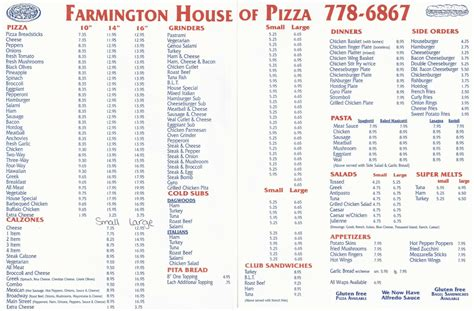 inman house of pizza house of pizza number house plan 2017