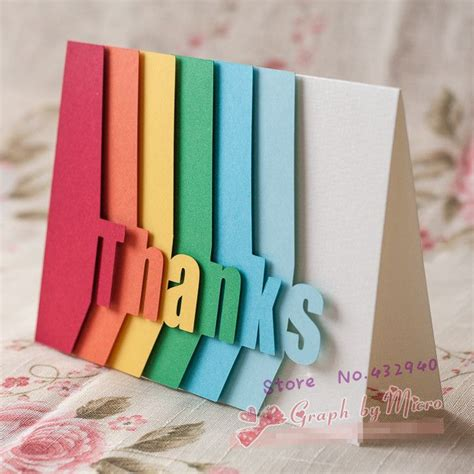 Creative Handmade Cards Ideas - 25 best ideas about thank you cards on thank