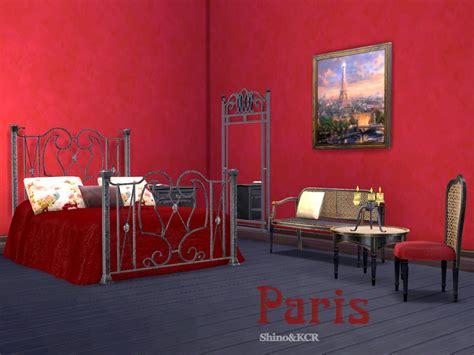 shinokcrs paris bedroom