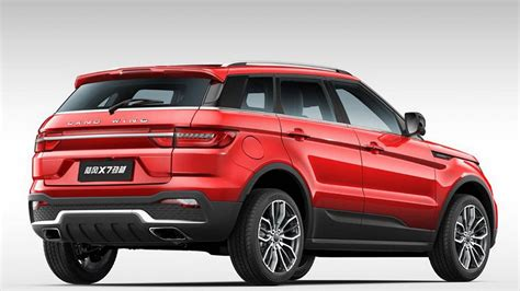 land rover ford clone of range rover evoque gets a facelift looks
