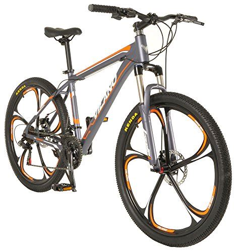 Vilano Bike vilano 26 inch frame mountain bike ridge 20 mtb 21 speed
