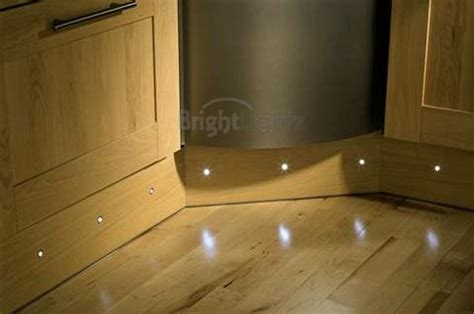 Plinth Lights Kitchen Set Of 10 Led Deck Lights Decking Plinth Kitchen Lighting Set Warm White 60mm
