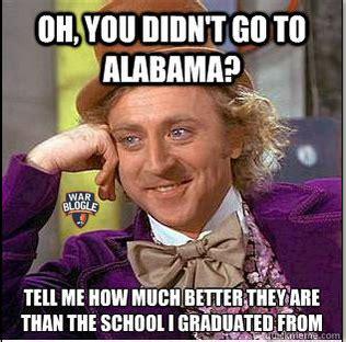 Alabama Memes - alabama auburn meme memes
