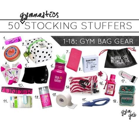 18 stocking stuffers that are perfect for a gym bag 50