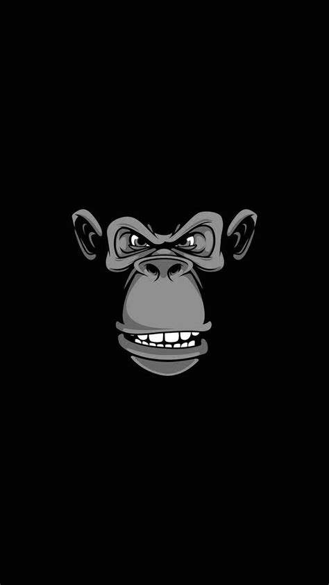 evil monkey iphone wallpaper iphone wallpapers