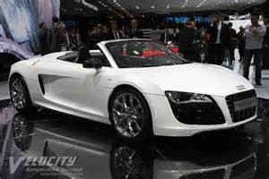 picture of 2010 audi r8 convertible