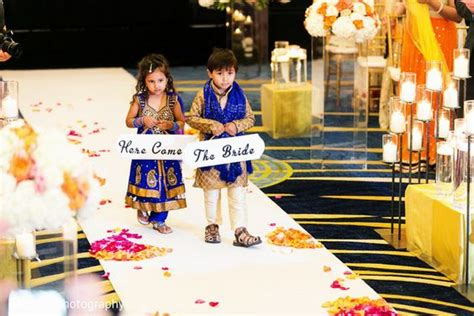 ideas in wedding entrance ideas