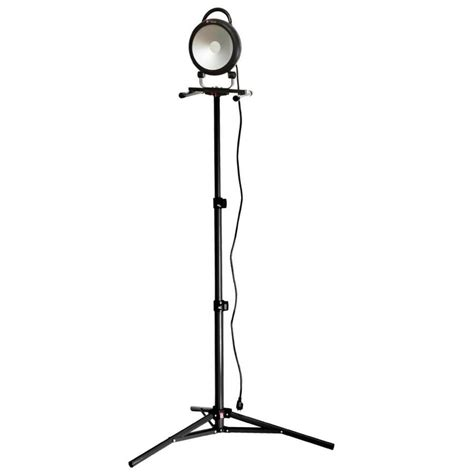 Lowes Shop Lights by Shop Utilitech Pro 1 Light 40 Watt Led Stand Work Light At