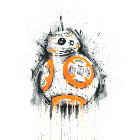 Painting A Wall by Bb8 Art Pistol
