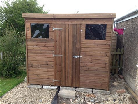 B Q Sheds For Sale by Build A Storage Building Plans 8x4 Shed B Q 12x12