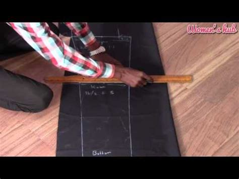 plazo cutting step by step download mens pant 1 marking and cutting english audio
