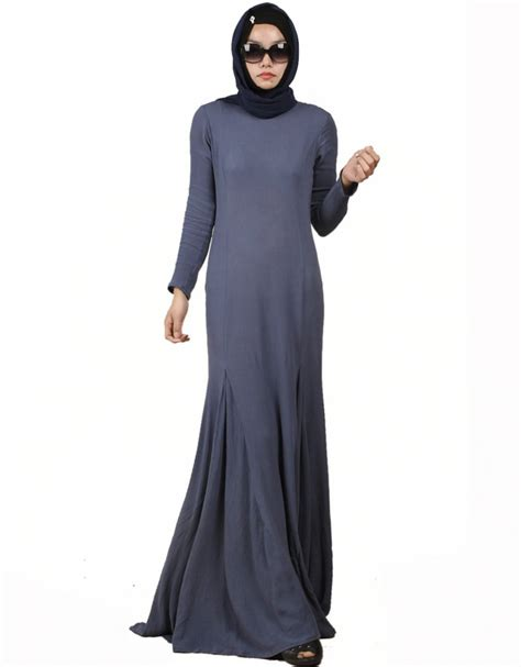 Gamis Abaya Syari Black Turki Quality achetez en gros plaine noir abaya en ligne 224 des