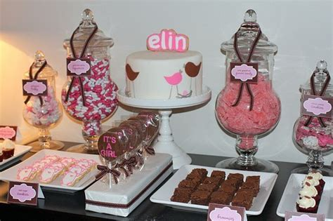 Dessert Ideas For Baby Shower by Baby Shower Decorations Favors Ideas