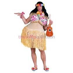 Home hawaii luau nookie funny costume