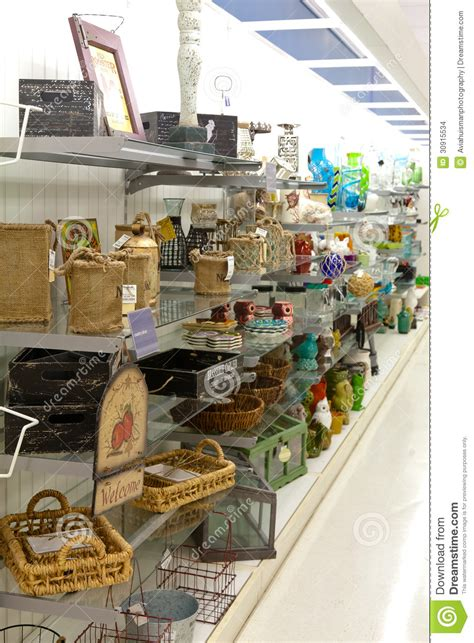 home goods store editorial stock image image 30915534