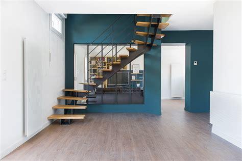 Escalier 2 4 Tournant by Escaliers Deux Quart Tournant Steelm 233 Tal