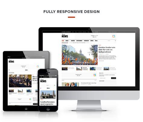 trunews theme junkie truenews responsive wordpress lightweight magazine theme
