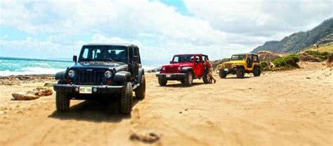 jeep rental hawaii oahu jeeps at park on oahu picture of hawaii jeep
