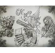 Chicano Gangsta Girl Tattoo Designs  Tattoes Idea 2015 / 2016