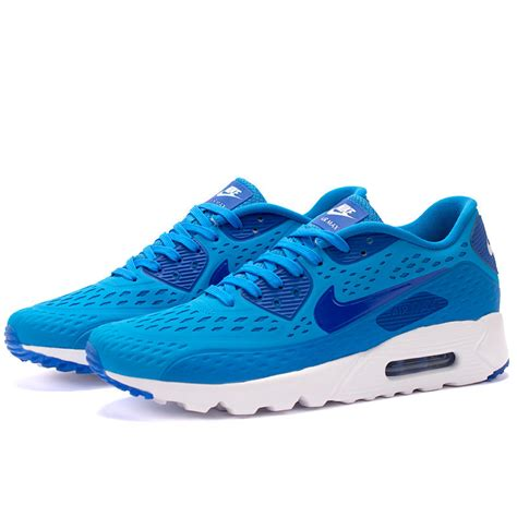 Nike Air Max Ultra 90 Br nike air max 90 ultra br light photo blue sneaker bar detroit