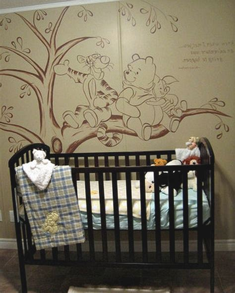 15 best winnie the pooh wall for nursery