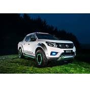 Nissan Navara EnGuard Concept Previews Tomorrow's Rescue