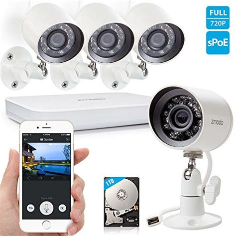 top 5 best home security wifi system for sale 2017