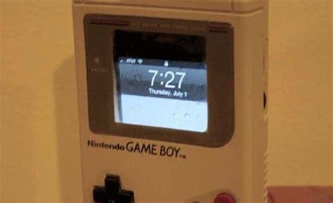 gameboy  iphone  case gadgetsin