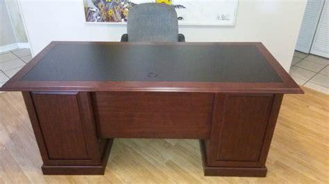sauder heritage hill double pedestal desk sauder heritage hill computer desk furniture assembly