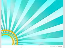 Weather: Turquoise Sunburst Background - Stock ... Free Clip Art Weather Pictures