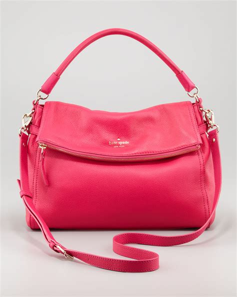 How To Become An Interior Designer kate spade cobble hill little minka crossbody bag in pink