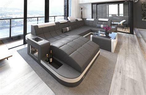divano letto angolare in pelle divani moderni di design e qualit 224 naos divano angolare