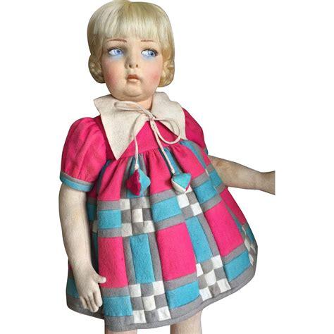 lenci doll 109 beautiful lenci 109 from antiquedolls6395 on ruby