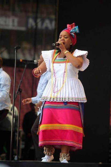 pedi traditional dress tribetuesday bapedi fashion