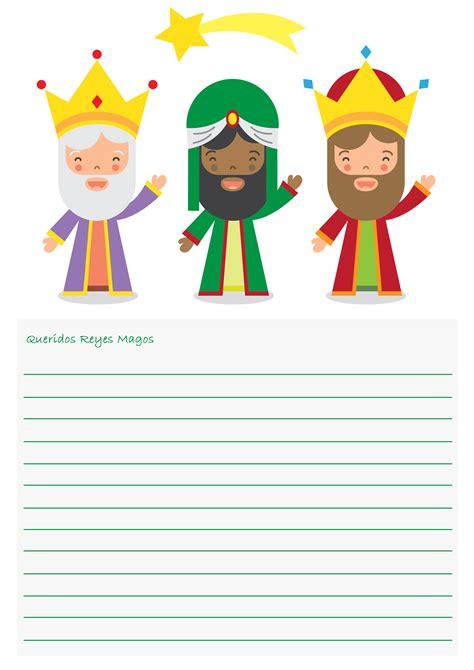 fotos de reyes magos descargar cartas a los reyes magos para descargar hogarmania